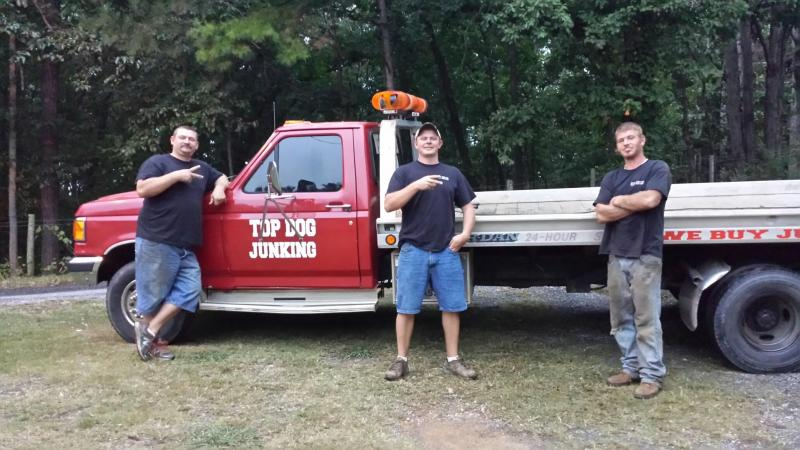 Top Dog Junk - We Buy Junk Cars and more...